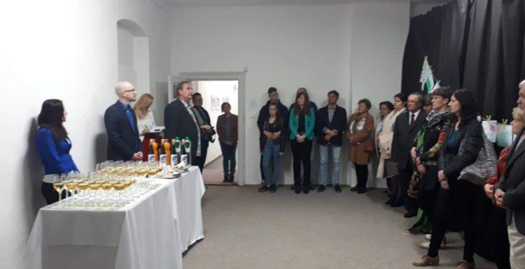 Slávnostné otvorenie Domu umenia Arteska v Detve – 15.4.2019