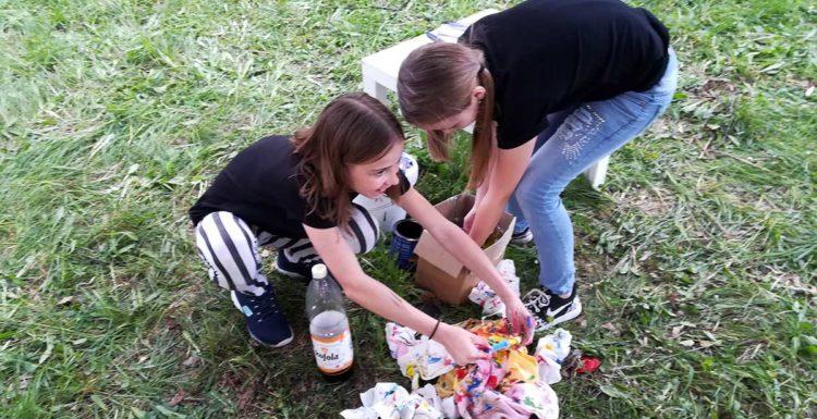 Arteska na Míli pre mamu 11.5.2019