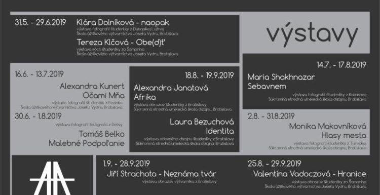 Už je to tu! Festival umenia Rok 30 / There it is! Art Festival Year 30